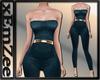 MZ - Velvet Bodysuit Tqs