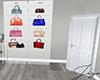 Royal purse shelve