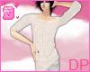 [DP] New White Sweater