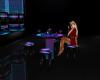 Neon Dj Club Table