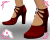 Dragonfly Shoes Red