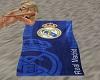 Beach Towel -Real Madrid