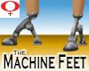 Machine Feet -Female v1a