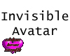 Invisible Avatar