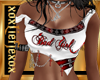 [L] BADGIRL White Top F