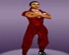 redsilk baggy pants11