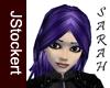 Gothic Grape Sarah