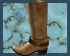 Buckskin Cowgirl Boots