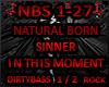 NBS Natural Sinner ITM 1
