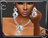 Sinful Silver Jewel Set
