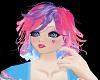 ^LT^Kawaii Rainbow Hair