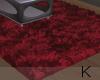 """ Red Loft Rug"