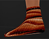 Halloween Swirl Sock 8 F