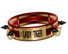 Collar M Lady Tiger