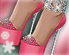 HolidayDiamond Heel Pink