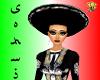 [SB] Mariachi Black Hat