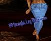 PF Straight Leg Blue Jea