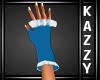 }KR{ Blue Glove