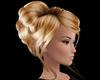 Blonde Up-do