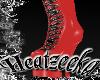 (HZ) DeathWalk Red Pvc