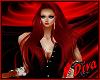 Red Shakira Hair D💎