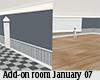 Add-on room January 07