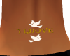 Dove Tramp Stamp