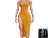 Marigold Drape Dress
