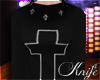 ♆ Cross Sweater 'F