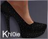 K Coz I sparkle heels
