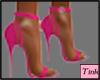 Pez Pink Heels