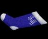 [W]Blue Stocking Tiff