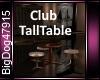 [BD]ClubTallTable
