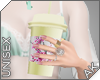 ~AK~ Sakura Mug: Cream