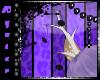 V4 Fauna Antlers w/Roses