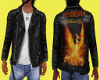 LEATHER PHOENIX JKT MALE