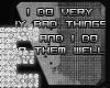 *¡e!*Bad things