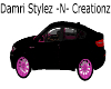 *DAI*Pink N Black BMW