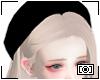 💐 Black beret