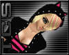 [TCS]PinkStripeKittyHood