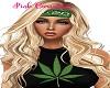 Weed Headband F