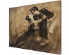 Dancing Couple Painting