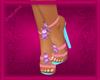 Teddy Bear heels
