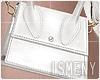 [Is] Mini Bag S - White