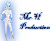 Mr.H Sticker - Rayne03