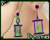 *Dy} Hourglas Earrings.6