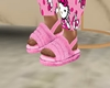 Cozy Pink Slippers