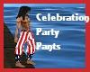 July 4 Party Pants