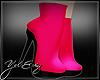 basic boots pink*YEL*