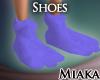 M~ Bunny Feet blue